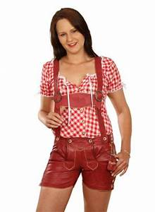Lederhose Damen Rot : 73 best images about oktoberfest on pinterest traditional string heart and dog costumes ~ Frokenaadalensverden.com Haus und Dekorationen