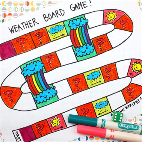 free printable weather for allfreepapercrafts 608 | free printable weather game for kids ExtraLarge700 ID 1902004