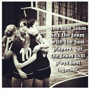 volleyball team quotes - Google Search | Volleyball ...