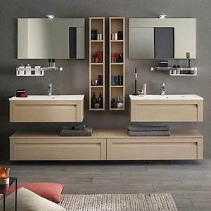Meuble Colonne Salle De Bain Leroy Merlin : meuble de salle de bain delpha vasque salle de bain leroy merlin meuble colonne salle de bain ~ Dode.kayakingforconservation.com Idées de Décoration