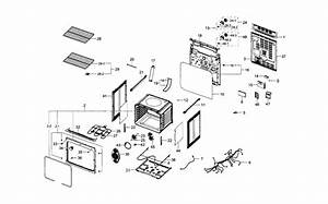 Samsung Electric Range Parts Manual