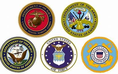 Military Bases States United Hawaii Logos Branch