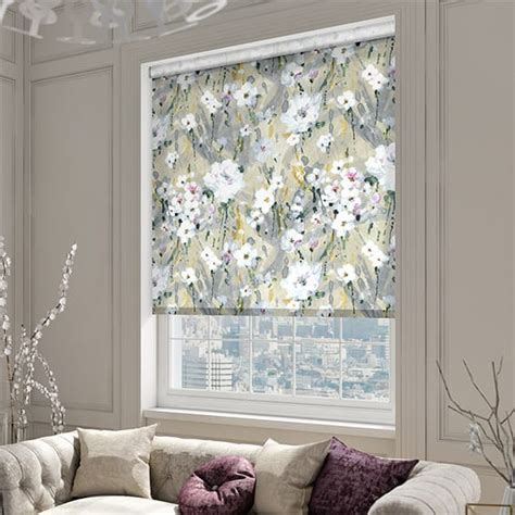 orchid lace roller blind blinds