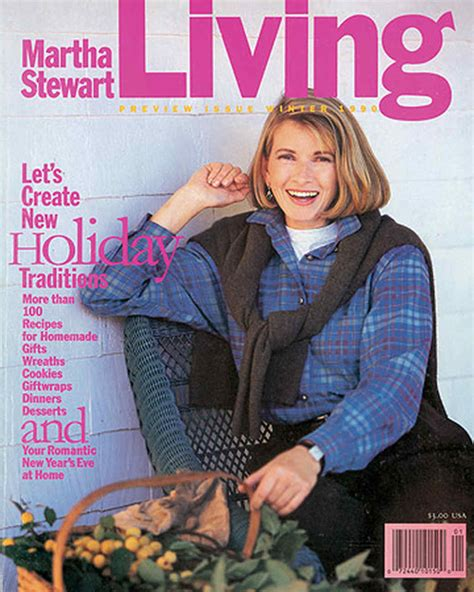 The Martha Timeline  Martha Stewart
