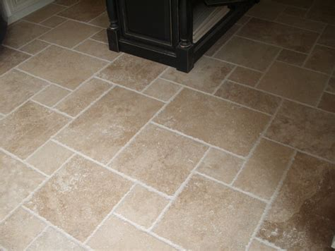 Travertine French Pattern Tiles