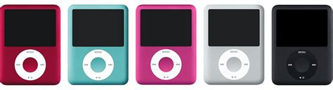 ipod nano generationen identify your ipod model apple support