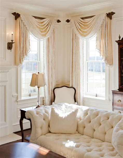 Drapes For Large Windows - exclusive curtains swags swag curtains for large windows