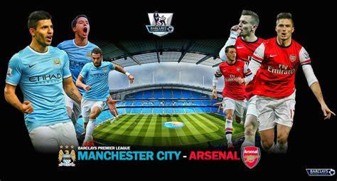 Arsenal Vs Manchester City No Room For Errors