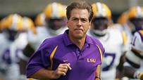 Nick Saban elected to Louisiana Sports Hall of Fame, 15 ...