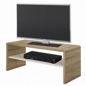 Lowboard Eiche Weiß : tv lowboard couchtisch lenni in sonoma eiche wei caro m bel ~ Frokenaadalensverden.com Haus und Dekorationen