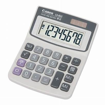 Calculator Power Canon Basic Dual Calculators Desktop