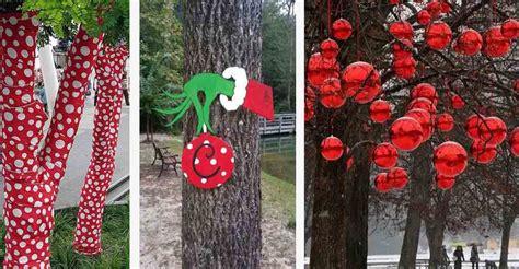 fun christmas decorations   garden  yard