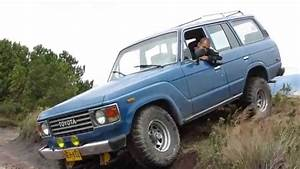 Toyota Land Cruiser 60 Series 4x4 Offroad Colombia