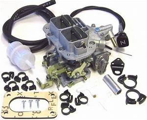 Weber 32  36 Dgv Carburettor Kit  Manual Choke Type