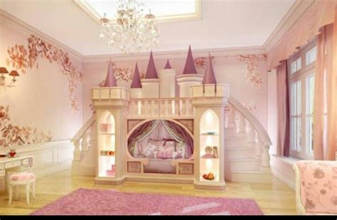 Most Beautiful Girls Bed Ever. I Love It