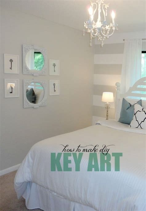 diy bedroom wall decorating ideas 7 chic diy wall ideas Diy Bedroom Wall Decorating Ideas