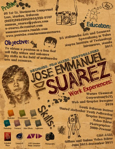 11298 creative resume designs graphic designers creative resume by suarez