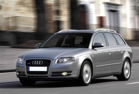 2008 Audi A4 Avant 3.2 Fsi Quattro Specifications And