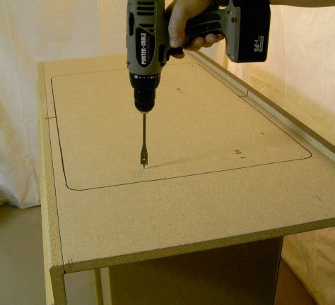 cutting out sink laminate countertop mal o sen co inc instructions on how to cut a sink hole