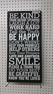 25+ Best Ideas about House Rules Sign on Pinterest   Wall ...