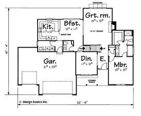 master house plans house plans master on floor house and home design