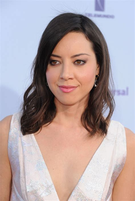Aubrey Plaza On Moustache Protests And Awkward Encounters
