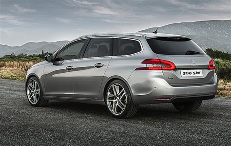 Peugeot 308 Wagon by 2015 Peugeot 308 Wagon