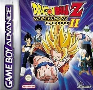 Dragon Ball Z The Legacy Of Goku Ii Eurasia Gameboy
