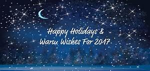 Happy Holidays & Warm Wishes For 2017 - Ballistic Arts