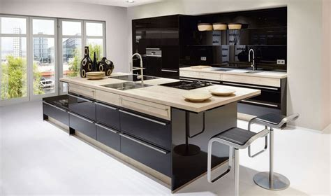 Küche Weiß Holz Modern by Designbeispiele F 252 R Moderne K 252 Cheninseln Ideen Top