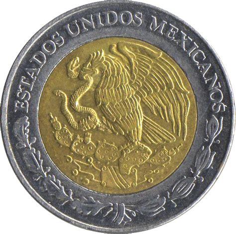 5 pesos ignacio l 243 pez 243 n mexico numista