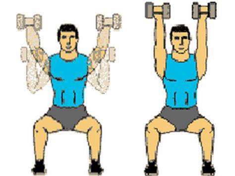 musculation 233 paule avec halt 232 res d 233 velopp 233 assis musculation dos