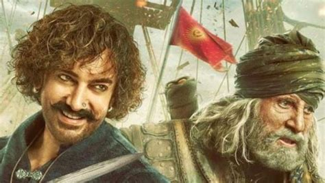 Thugs Of Hindostan Collects 52.25 Crore On First Day