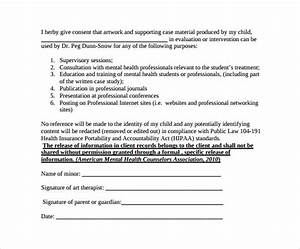 Sample Artwork Release Form 19 Download Free Documents