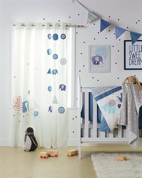 voilage chambre bebe stunning rideaux chambre bebe garcon contemporary