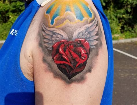 heart tattoo designs ideas design trends premium