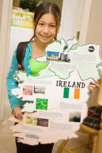 Posterboard Project Ideas for Countries