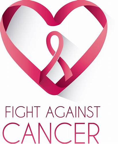 Cancer Charity Fight Symbol Ribbon Against Bca
