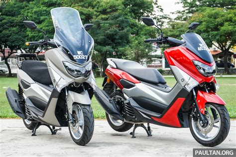 Review Yamaha Nmax by Review 2016 Yamaha Nmax Scooter Pcx150 Killer Image 518065