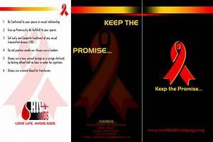 hiv aids brochure 001 by hamdankhatri on deviantart With hiv aids brochure templates