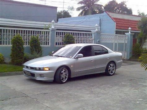 2000 Mitsubishi Galant Specs by Bukoy 2000 Mitsubishi Galant Specs Photos Modification