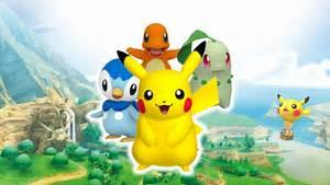 pokepark wii pikachus adventure
