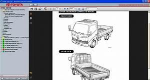 Wiring Diagram Toyota Dyna
