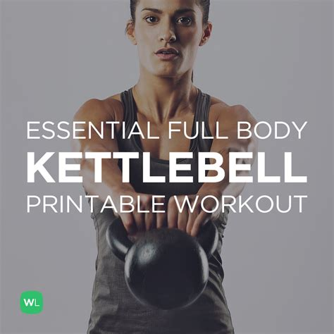kettlebell workout printable body pdf workouts routines exercise essential routine kettle workoutlabs fitness illustrations gym complete weight plan