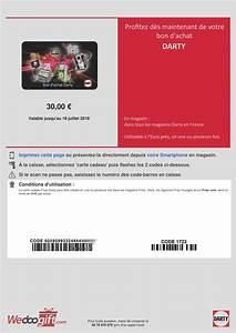 Kadeos Bon D Achat : utiliser votre bon d 39 achat darty en magasin wedoogift ~ Dailycaller-alerts.com Idées de Décoration
