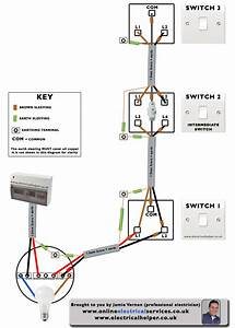 Beautiful How To Wire A 3 Way Switch Diagram 45 For Sony