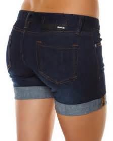 Jean Hurley Shorts Women