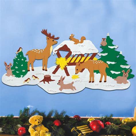 Fensterbilder Weihnachten Kindergarten by Herbstliche Fensterbilder Aus Tonpapier Suche