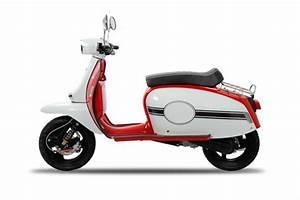 Moto Retro 125 : 10 scooters retro 125 de estilo vintage muy actuales comparativa ~ Maxctalentgroup.com Avis de Voitures