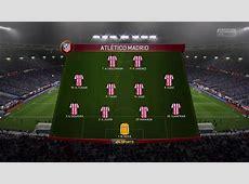 PS4Xbox One FIFA 15 Atlético Madrid vs Real Madrid